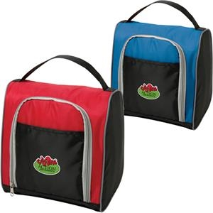 Lunch Tote Constructed Of 210 Denier Nylon And Foam