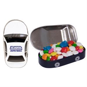 Car Tin with Gum