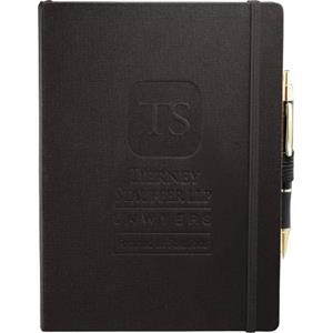 South Side Journalbooks (r) - Large Journal Book With Elastic Pen Loop