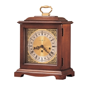 Key Wound Bracket Style Mantel Clock