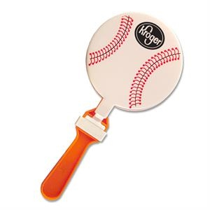 "Baseball - 7"" Sports Ball Clapper"