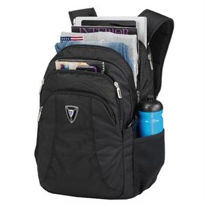 "X -sac (tm) - Travel Smart Backpack, Fits 16"" Pc/17"" Mac"