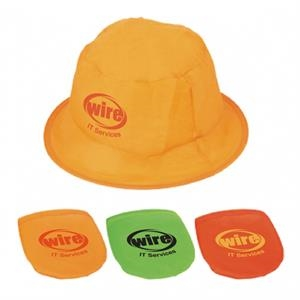 Foldable Fishing Hat Made Of 170t Polyester