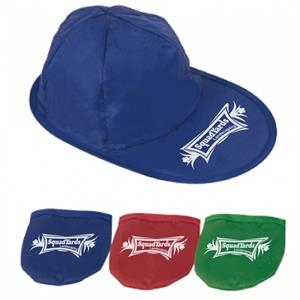 Foldable Baseball Hat Made Of 170t Polyester