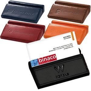 Clearance Soho Desk Business Card Holder