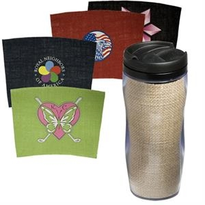 Clearance Tumbler with Jute Insert