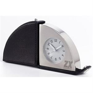 Travel Mate - Unimprinted - Compact Travel Alarm Clock. Closeout