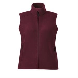 North End (r) Core 365 (tm) Journey (r) - 3 X L - Ladies' Vest With Fleece Chin Guard