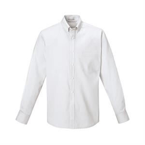 North End Sport (r) Establish - 3 X L - 4 X L - Men's Wrinkle Resistant Cotton Blend Dobby Stripe Shirt