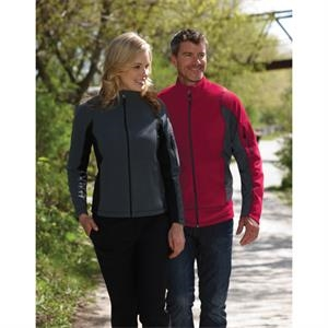 North End (r) Generate - S- X L - Men's Textured Fleece Jacket