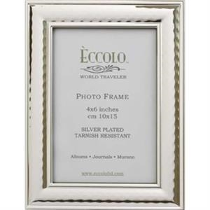 Silver Collection - Silverplated Hammered Frame