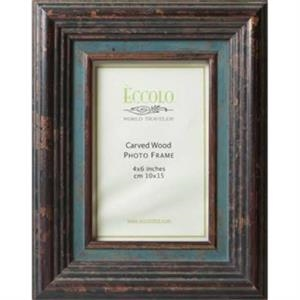 "Fashion Wood Frame Collection Casselle Lorenzo - Wood Frame, 3"" X 3"""