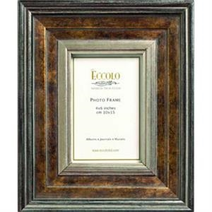 "Fashion Wood Frame Collection Anzio - Wood Frame, 3"" X 3"""