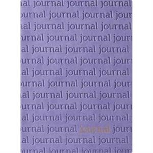 "The Essential Collection Journal Print - Flexible Cover Journal With Lined Pages, 5"" X 7"""