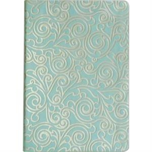 "Style Vines - Lined Journal With Flexible Cover, 6"" X 8"""