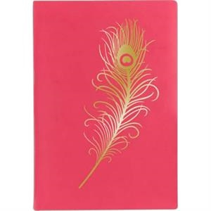 "Style Plume - Lined Journal With Flexible Cover, 6"" X 8"""