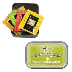 Compact Tea Tin - Tea Bags
