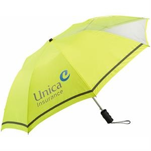 "Stromberg - 42"" Clear View Safety Umbrella"