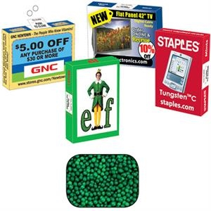 Mint Man - Advertising Mint/candy/gum Box With Spearmint. Eco Friendly