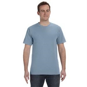 Authentic Pigment - S- X L - 5.6 Oz. Pigment-dyed And Direct-dyed Ringspun T-shirt