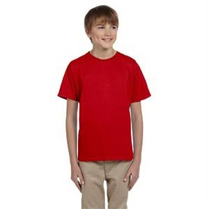 Fruit Of The Loom (r) - Colors - Youth Size 5.4 Oz. 100% Cotton T-shirt