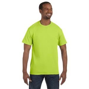 Best (tm) Fruit Of The Loom (r) - Colors S- X L - 5.6 Oz., 50/50 Poly/cotton Preshrunk Jersey T-shirt
