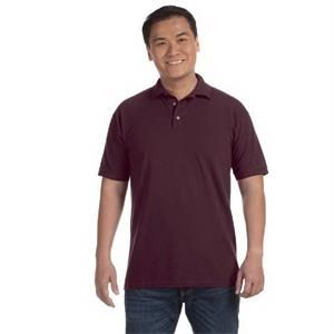 Anvil (r) - Colors 2 X L - Men's 6.5 Oz. Pique Sport Shirt