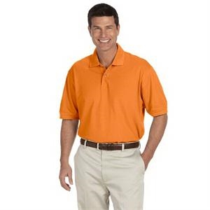 Izod (r) - Heathers S- X L - Men's Original Silk Wash Pique Polo Shirt