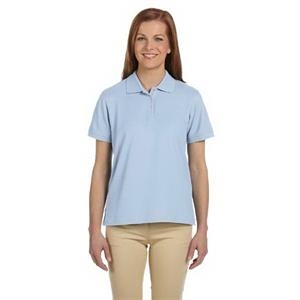 Devon & Jones (r) - 3 X L - Ladies' Pima Pique Short-sleeve Polo Shirt
