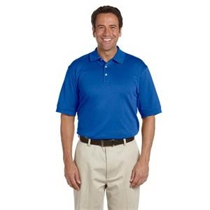 Devon & Jones (r) -  X S- X L - Men's Solid Perfect Pima Interlock Polo Shirt