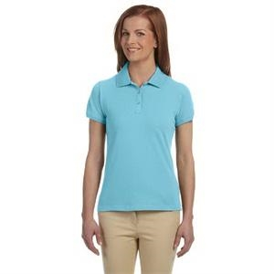 Devon & Jones (r) - 2 X L - Ladies' Dri-fast (tm) Pique Polo Shirt With Uv Protection