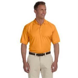 Devon & Jones (r) - 2 X L - Men's Dri-fast (tm) Advantage (tm) Solid Mesh Polo Shirt