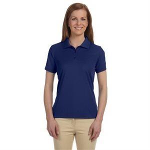 Devon & Jones (r) - S- X L - Ladies' Dri-fast (tm) Advantage (tm) Solid Mesh Polo Shirt