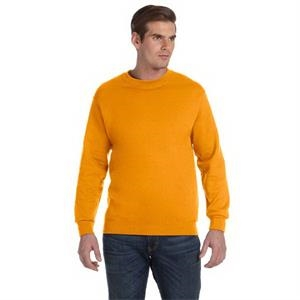 Gildan (r) - Colors 3 X L - Polyester/cotton Fleece Styled Crew Neck Sweatshirt, 9.3 Oz