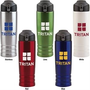 Tritan (tm) - Sale 5-7 Day Production - High Quality 28 Oz Stainless Steel Bottle With Leak Resistant Cap