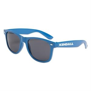 Blue - Blues Brothers Style Sunglasses