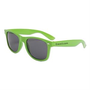 Green - Blues Brothers Style Sunglasses