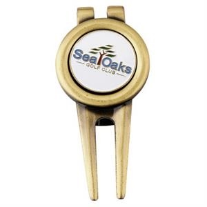 Modern Divot Tool With Ball Marker