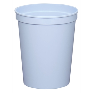 Slate Blue - 16oz Stadium Cup (squat) - 17 Opaque And 4 Translucent Colors