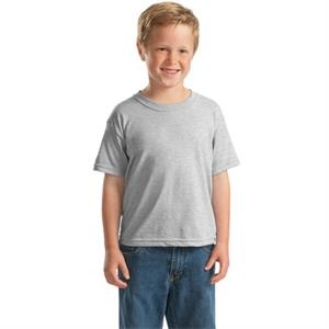 Gildan (r) Ultra Blend (r) - Neutrals - Youth T-shirt, 5.6-ounce, 50 Cotton/50 Dryblend Poly