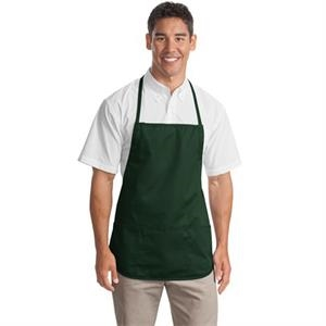 Port Authority Medium-Length Apron.