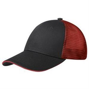 Port Authority (r) - Double Mesh Snapback Sandw