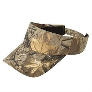 Port Authority (r) - Camouflage Visor With Hook And Loop Closure