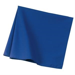 "Port Authority (r) - Solid Color - Bandanna Made Of 65/35 Polyester/cotton, Measures 21.25"" X 21.25"""
