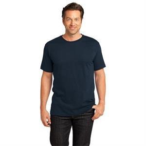 District Made (tm) -  X S- X L Colors - Men's Short Sleeve Rib Knit Crew Neck T-shirt