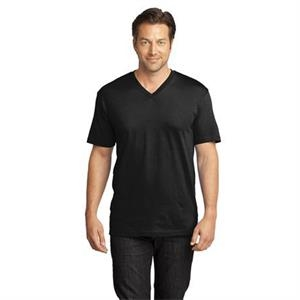 District Made (tm) -  X S -  X L Neutrals - Men's V-neck Tee, 100% Cotton, Ultra-soft