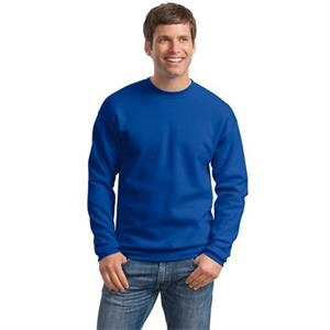 Hanes (r) Comfort Blend (r) Ecosmart (r) - 3 X L Heathers - Tag Free Crewneck Sweat Shirt, 7.8-ounce, 50/50 Cotton/poly