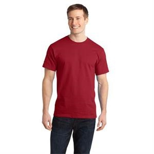 Port & Company (r) -  X S -  X L Darks - Essential Ring Spun Cotton T-shirt
