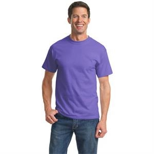Port & Company (r) - 4 X L Lights - Best-selling Adult T-shirt. Heavyweight 6.1 Oz. 100% Cotton