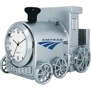 Locomotive Clock
